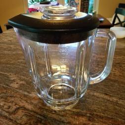 W10221782 KitchenAid Glass Blender w Jar lid architect kitch