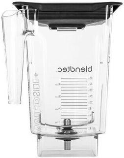 WildSide Plus Clear Blender Jar With Lid Mixer Kitchen Food