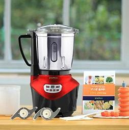220V EVERHOME Zzalsmic Blender Grinder Garlic Peeler Food Sp